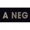 IR Blood Type A Negative Tan (IR-4025-AN)