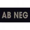 IR Blood Type AB Negative Tan (IR-4025-ABN)