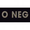 IR Blood Type O Negative Tan (IR-4025-ON)