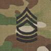 Scorpion Rank  Master Sergeant E-8 with Fastener (SV-208
