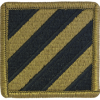 0003 Infantry Divison Scorpion Patch with Fastener (PMV-0003A)