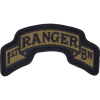 0075 Ranger Regt 1 Bn Scroll  (PMV-0075D)