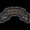 0075 Ranger Regt 3 Bn Scroll (PMV-0075F)
