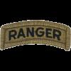 Ranger Tab Scorpion with Fastener  PMVT-102