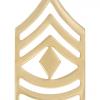 No-Shine Rank (NS-109) First Sergeant (E-8)