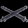 Black Metal Field Artillery