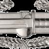 NS-312, No-Shine Badge Combat Action Badge