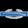 NS-315, No-Shine Badge Combat Infantryman Badge (CIB)