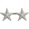 NS-123C, No Shine Rank Major General (Point to Center)
