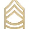 No-Shine Rank (NS-108) Master Sergeant (E-8)