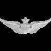 NS-302, No-Shine Badge Senior Aviator