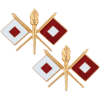 No-Shine, Signal and Signal Officer (Pair)